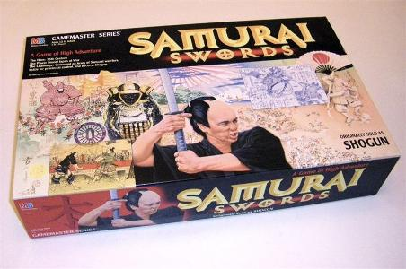 Samurai Swords Circa 1995
