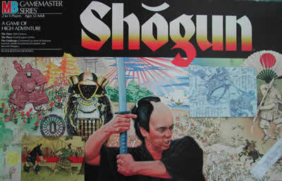 The original Shogun from 86'