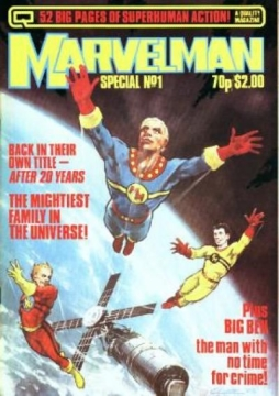 Miracleman Special