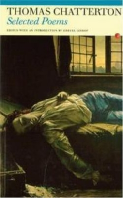 Selected Poems of Thomas Chatterton