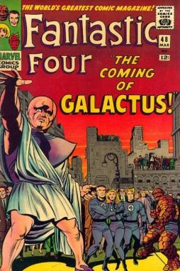 The Fantastic Four 48
