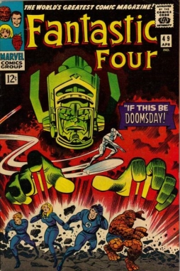 The Fantastic Four 49