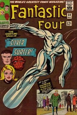 The Fantastic Four 50