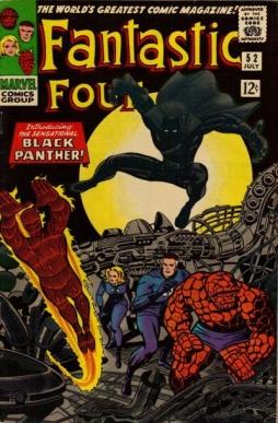 The Fantastic Four 52