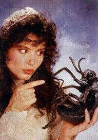 Geena Davis in Beetlejuice