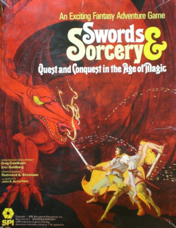 Second edition box art.