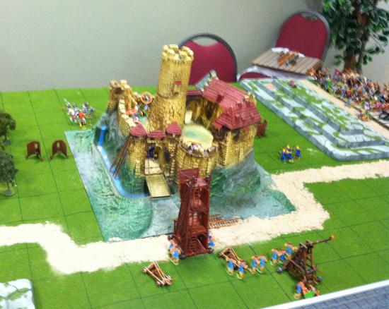 The Siege of Bodenburg