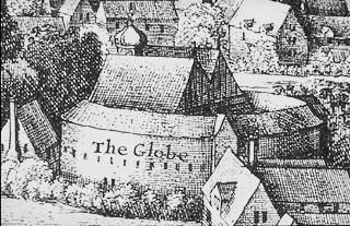 The Globe Theatre (Wenceslas Hollar, 1647)