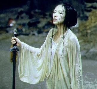 Ziyi zhang in house of flying daggers - 5 5