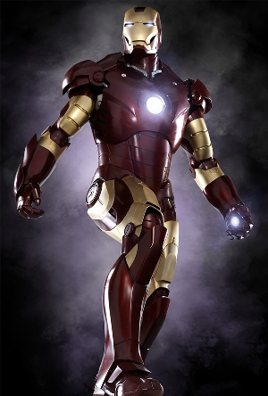 Sorry Ryan Harvey, but it doesn't get any better than Iron Man!