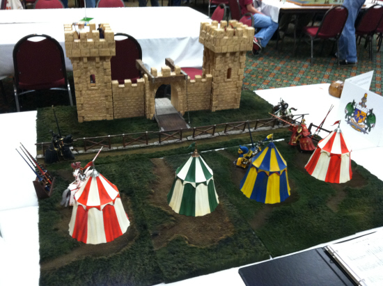 The Castles and Crusades Society Joust