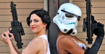 A Nude Hope: A Star Wars Burlesque