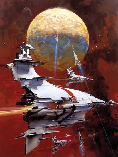 Black Gate Articles Art Of The Genre Top 10 Literary Sci Fi