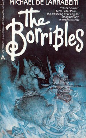 The Borribles, Ace Fantasy, 1984