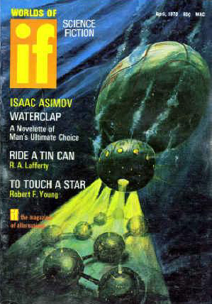 Worlds of If, April 1970