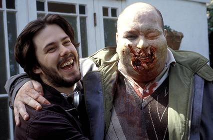 Edgar Wright and a dead guy