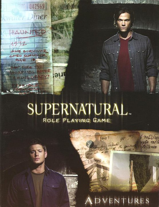 Supernatural roleplaying game