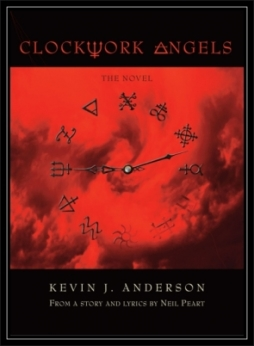 Clockwork Angels, the novel