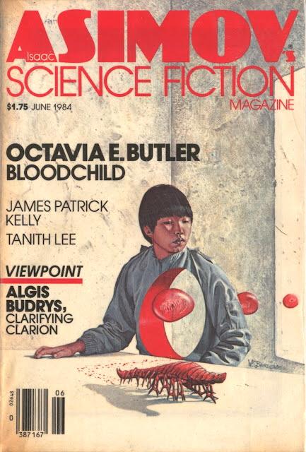 Image result for bloodchild octavia butler