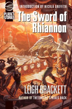 Paizo's Planet Stories imprint has reprinted a number of Brackett's best short novels, including my very favorite, The Sword of Rhiannon.