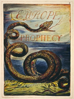 Europe a Prophecy