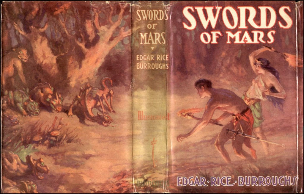 j-allen-st-john-swords-of-mars-1st-edition