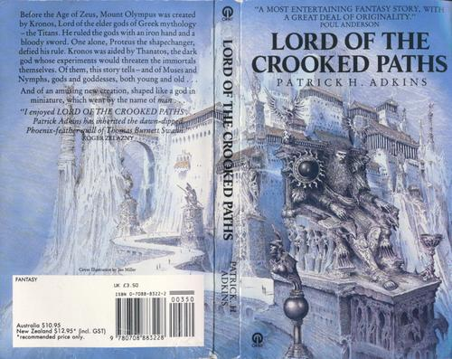 Lord of the Crooked Paths (British edition)