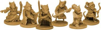 The heroes of Mice and Mystics