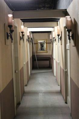 """The Shining"" hallway"