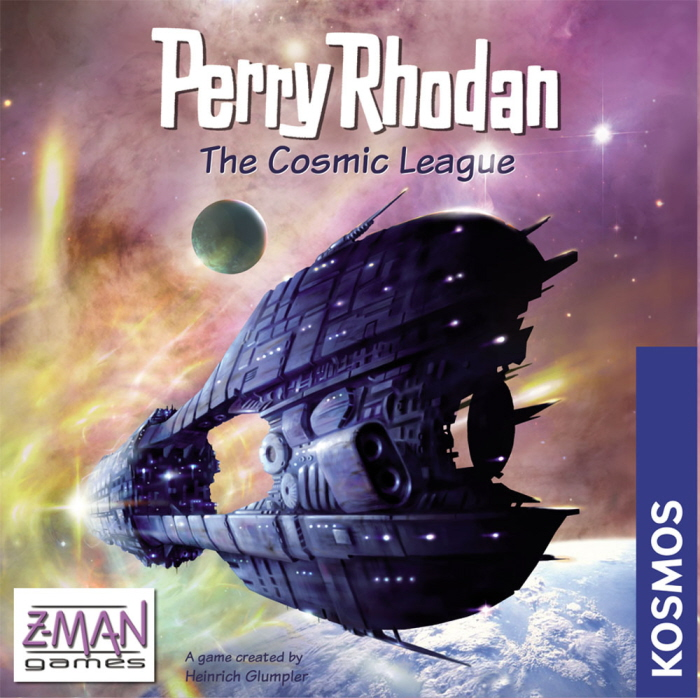 1961 Perry Rhodan: Black Gate » Articles » Adventure In The Spaceways With