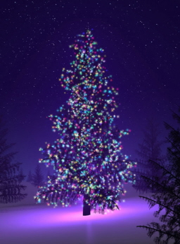 black-gate-christmas-tree