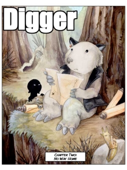 Digger, Chapter Two