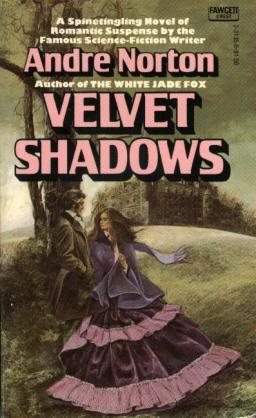 Andre Norton Velvet Shadows-small