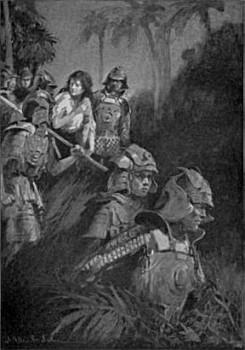 Mucker Interior Samurai