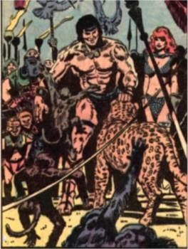 Great. My new boyfriend is Tarzan.