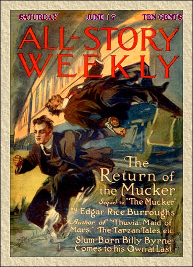 Return of the Mucker All Story