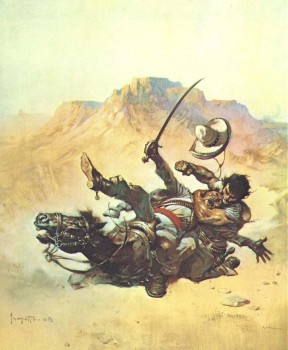 Return of the Mucker Frazetta