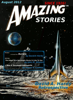 Amazing Stories August 2012