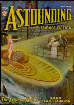 Astounding Science Fiction May 1938