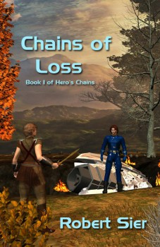 Chains Of Loss Cover