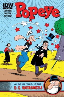 Popeye Issue 2