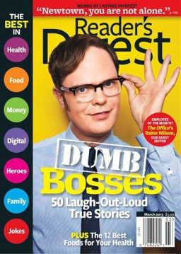 READERS-DIGEST March 2013