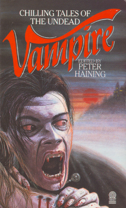 Vampire by Peter Haining-small