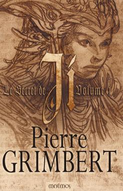 The Secret of Ji – French Cover
