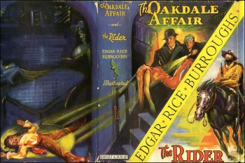 oakdale affair and rider first ed