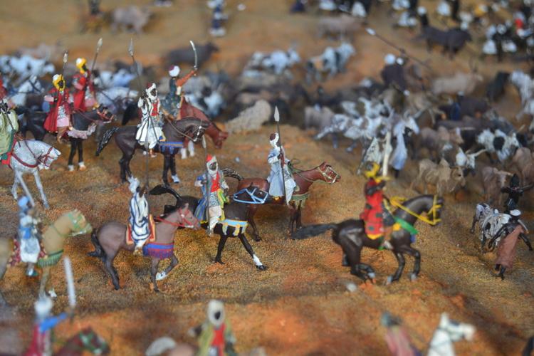 Songhai cavalry