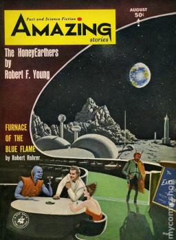 Amazing Stories August 1964