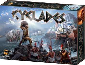 Cyclades by Asmodee
