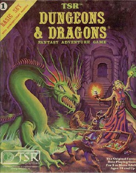 Dungeons and Dragons Basic Set-large