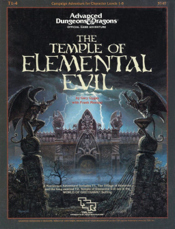 The Temple of Elemental Evil